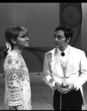 Carmen Villani  ed  Enrico Simonetti