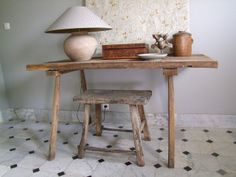 . Entryway Tables, Sweet Home, House Styles, Furniture, Home Decor, Decoration Home, House Beautiful, Room Decor, Home Furnishings
