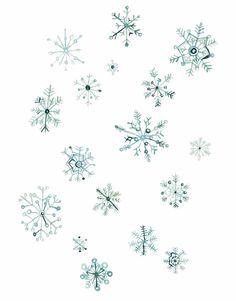 Snowflakes - Vikki Chu