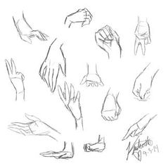 How To Draw Anime Hands Holding Something Drawing Anime Hands Is A