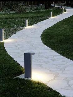 Malibu LED Solar Pathway Light Bar 2 Pack