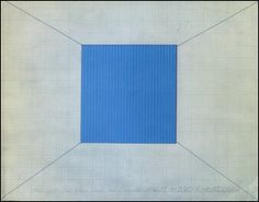 Dan Flavin : Drawings, Diagrams and Prints 1972 - 1975 / Dan Flavin : Installations in Fluorescent Light 1972 - 1975