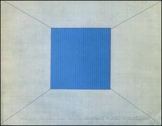 Dan Flavin : Drawings, Diagrams and Prints 1972 - 1975 / Dan Flavin : Installations in Fluorescent Light 1972 - 1975