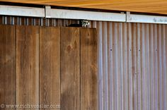 cedar barn door - Google Search