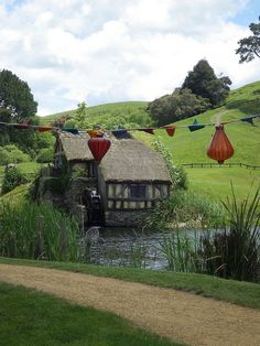 Hobbiton by clem and stef on Flickr.