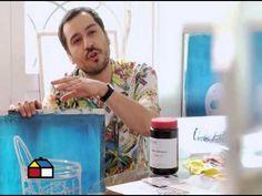 Hágalo Usted Mismo - ¿Cómo hacer serigrafía en poleras? Janome, Screen Printing, Diy And Crafts, Prints, Youtube, Ideas, Fashion, Block Prints, Dibujo