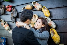 Engagement photoshoot in Amsterdam, Holland, the Netherlands, pre-wedding, love shoot