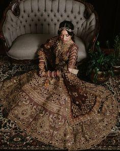 Royal and traditional bridal lehenga <br>