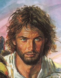 The Aryan Jesus. According to the Nazis, Jesus was an Aryan with blue eyes, and the Jews killed him because he exposed their racial inferiority.