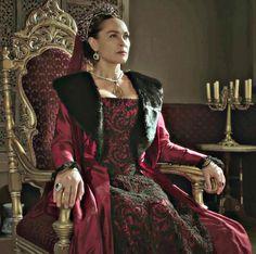 """Safiye Sultan - Magnificent Century: Kösem - Season 1, Episode 7 """"The Power of Innocence (Masumiyetin Gücü)"""""""