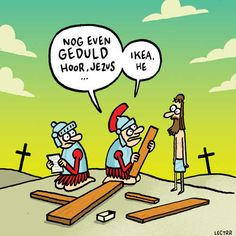 Just a little more patience, hear Jesus. Ikea, huh - Please be patient, hear Jesus. Ikea, right - Funny Friday Memes, Funny School Jokes, School Humor, Funny Jokes, Funny School Pictures, Funny Sports Pictures, Funny Photos, Funny Animal Quotes, Cartoon Quotes