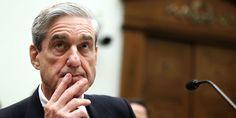 He's Not Afraid. He's Not Going Away.  Robert Mueller is going after all of it.