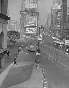 New York City, 1943