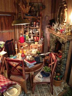 Miniature Hagrids Hut