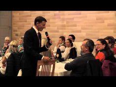 Přednáška v Ostravici říjen 2015 - YouTube