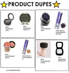 #mac #dupes #makeup