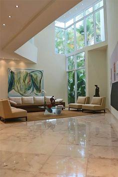 Chic Modern Contemporary Mansion in San Patricio — Guaynabo, Puerto Rico