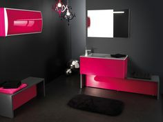 Bath Vanities, Bathroom Furniture, Decoration, Color Inspiration, Vanity, Home And Garden, Luxury, House, Colour