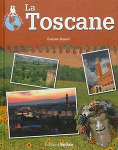 Carnet de route illustré pour découvrir la Toscane, avec Florence et les artistes de la Renaissance, mais aussi Sienne, San Gimignano et les plaines agricoles du Chianti.