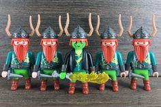 Playmobil Vikings Set Lot Knight Figure Custom Exclusive Dwarf 5371 Goblin Set    eBay