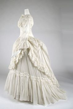 Dress,  c. 1870, Metropolitan Museum of Art