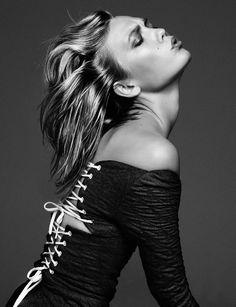 Vogue Netherlands - October 2014  Photographer: Alique Model: Karlie Kloss