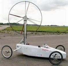 Faster than Wind Car - Bing Images