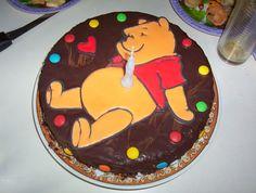 Torta para Santi en su cumple n°1