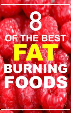 These 8 Fat Burning Foods are AWESOME! I'm so happy I found these! I've tried a few and I've ALREADY lost a weight! That detox drinks has DEFINITELY worked it's magic! SO pinning for later!
