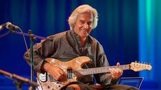 January 4: John McLaughlin (Mahavishnu Orchestra) was born today in 1942