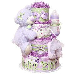 gestacaobebe.com.br – bolo para cha de fraldas
