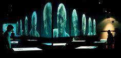 TESTIGOS Y FANTASMAS: RECREACIÓN AUDIOVISUAL EN EXPOSICIONES   https://evemuseografia.com/2018/02/27/testigos-y-fantasmas-recreacion-audiovisual-en-exposiciones/