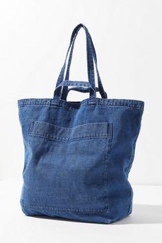 Slide View  2  BAGGU Giant Pocket Tote Bag Sewing Patterns Free b2789570018ef