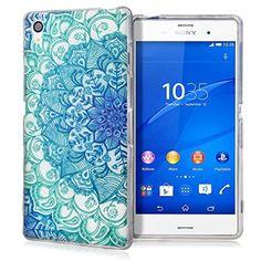 Sale Preis: GrandEver Soft Shell Phone Holster Handy Tasche für Smartphone Sony Xperia Z3, Charme und Elegant Bemalt Handy für Sony Xperia Z3, Soft Schutzhülle Mode Flexible Hülle für Junge und Mädchen (Retro Blume). Gutscheine & Coole Geschenke für Frauen, Männer & Freunde. Kaufen auf http://coolegeschenkideen.de/grandever-soft-shell-phone-holster-handy-tasche-fuer-smartphone-sony-xperia-z3-charme-und-elegant-bemalt-handy-fuer-sony-xperia-z3-soft-schutzhuelle-mode-fl