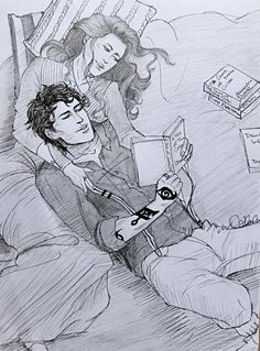 Will and Tessa by OblivionsDream on @DeviantArt