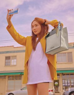 Jessica Jung for Elle June Issue Jessica Jung, Jessica & Krystal, Krystal Jung, Snsd, Seohyun, Kpop Fashion, Girl Fashion, Girl's Generation, Instyle Magazine