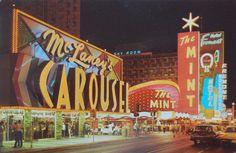 Downtown Las Vegas 1965