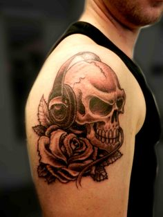 Tattoos for Women Half Sleeve Badass Skulls Fresh Image for Half Sleeve Skull Tattoos for Men Famous Tattoos