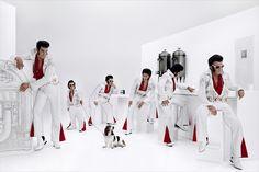 Gerard Rancinan, The Elvis, 2014