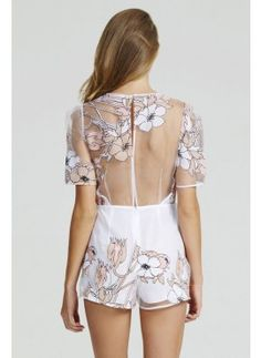 34d6d18ec3bb Cybele Levitas Strapless Dress. See more. Alice McCall Country Girl Playsuit