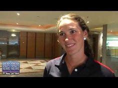 Photos: Bermuda's Team At The Olympic Games - Bernews.com : Bernews.com