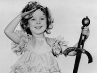 "Shirley Temple, one of Hollywood's biggest and brightest stars at the height of the Depression--her break out film Bright Eyes(1934), featuring ""On the Good Ship Lollipop""--has gone to her reward."
