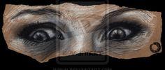 Serie Eyes #8 by Lilith-Symphony.deviantart.com on @deviantART