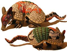 Google Image Result for http://www.redcloudindianarts.com/images/oaxacan-Armadillo_E.Morales.jpg
