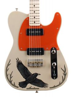 Telecaster with P-90
