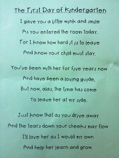 Open When Love Letter Ideas Cute poem to put on sm...