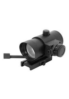 Ncstar 1x40 Red Dot Sight With Built In Red Laser ! Buy Now at gorillasurplus.com