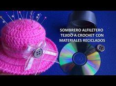 Tutorial Amigurumi Sombrero Broche : Tutorial amigurumi sombrero broche for decorating