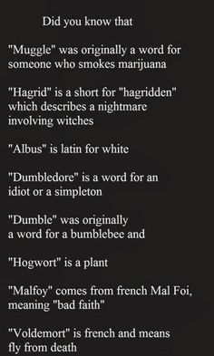 Popular Pinterest: 8 Harry Potter facts you didn't know