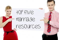 Top Five Marriage Resources... plus a few... great places to find some #marriage encouragement!
